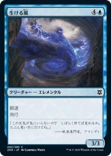 生ける嵐/Living Tempest