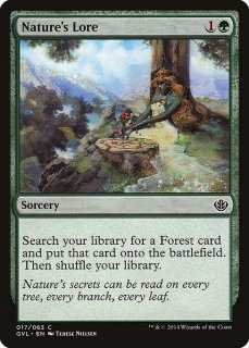 自然の知識/Nature's Lore