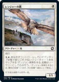 レンジャーの鷹/Ranger's Hawk