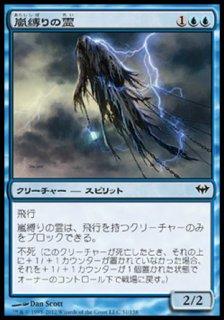 嵐縛りの霊/Stormbound Geist