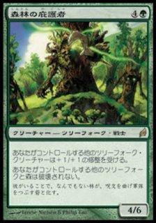 森林の庇護者/Timber Protector