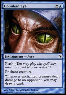 知恵の蛇の眼/Ophidian Eye