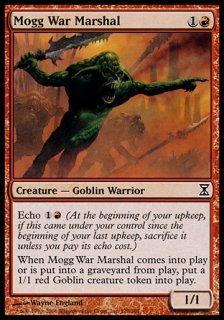 モグの戦争司令官/Mogg War Marshal