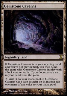 宝石の洞窟/Gemstone Caverns