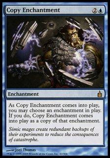 エンチャント複製/Copy Enchantment