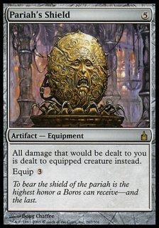 最下層民の盾/Pariah's Shield
