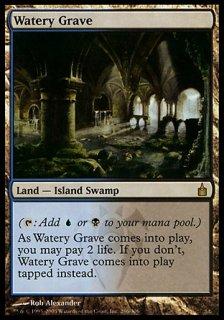 湿った墓/Watery Grave