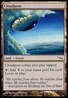 雲上の座/Cloudpost