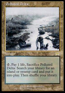 汚染された三角州/Polluted Delta