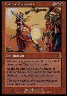 偶然の出合い/Chance Encounter