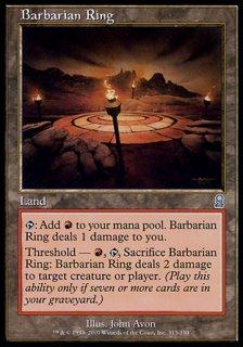蛮族のリング/Barbarian Ring
