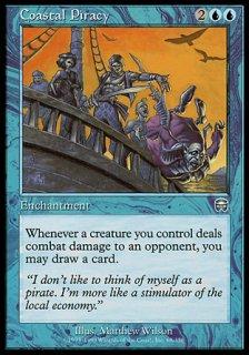 沿岸の海賊行為/Coastal Piracy
