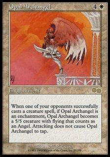 オパールの大天使/Opal Archangel