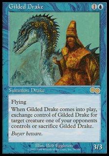 金粉のドレイク/Gilded Drake