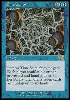 時のらせん/Time Spiral