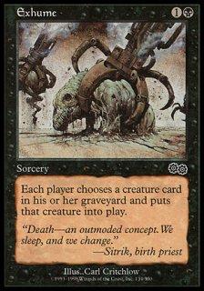 死体発掘/Exhume