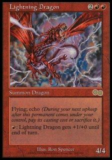 稲妻のドラゴン/Lightning Dragon