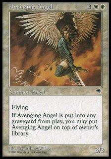 復讐する天使/Avenging Angel