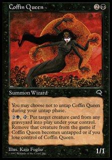 棺の女王/Coffin Queen