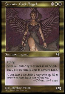 闇の天使セレニア/Selenia, Dark Angel