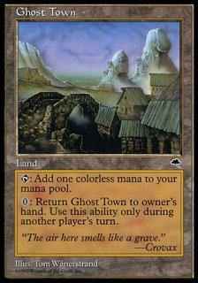 ゴースト・タウン/Ghost Town