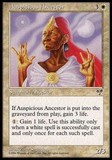 恵みの祖霊/Auspicious Ancestor