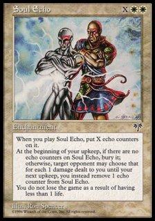 魂の残響/Soul Echo