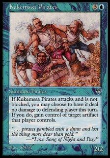 クーケムッサの海賊/Kukemssa Pirates