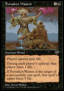 絶望の荒野/Forsaken Wastes