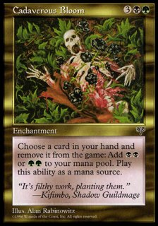 死体の花/Cadaverous Bloom