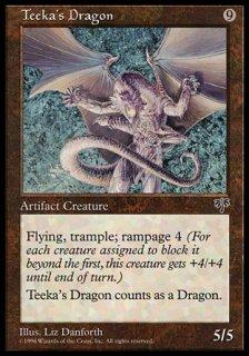 ティーカのドラゴン/Teeka's Dragon