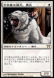 今田家の猟犬、勇丸/Isamaru, Hound of Konda