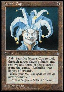 道化の帽子/Jester's Cap