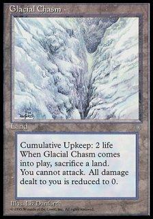 Glacial Chasm