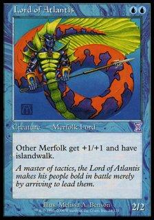 アトランティスの王/Lord of Atlantis