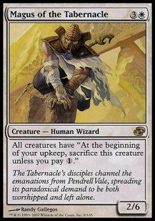 幕屋の大魔術師/Magus of the Tabernacle