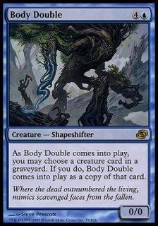 影武者/Body Double