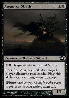 髑髏の占い師/Augur of Skulls