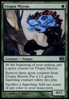 ユートピアの菌類/Utopia Mycon
