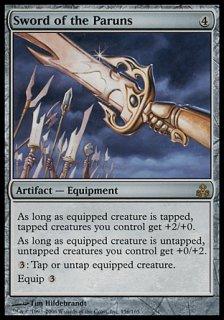 パルンズの剣/Sword of the Paruns