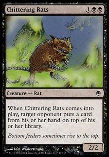 騒がしいネズミ/Chittering Rats