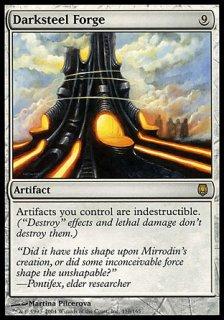 ダークスティールの溶鉱炉/Darksteel Forge