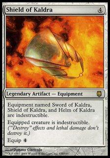 カルドラの盾/Shield of Kaldra