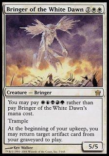 白の夜明けの運び手/Bringer of the White Dawn