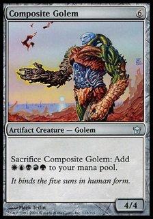 合成ゴーレム/Composite Golem
