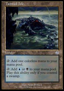 汚れた島/Tainted Isle