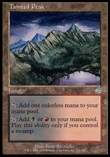 汚れた峰/Tainted Peak