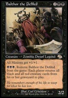 汚らわしき者バルソー/Balthor the Defiled