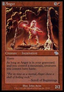 憤怒/Anger