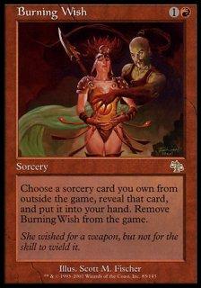 燃え立つ願い/Burning Wish